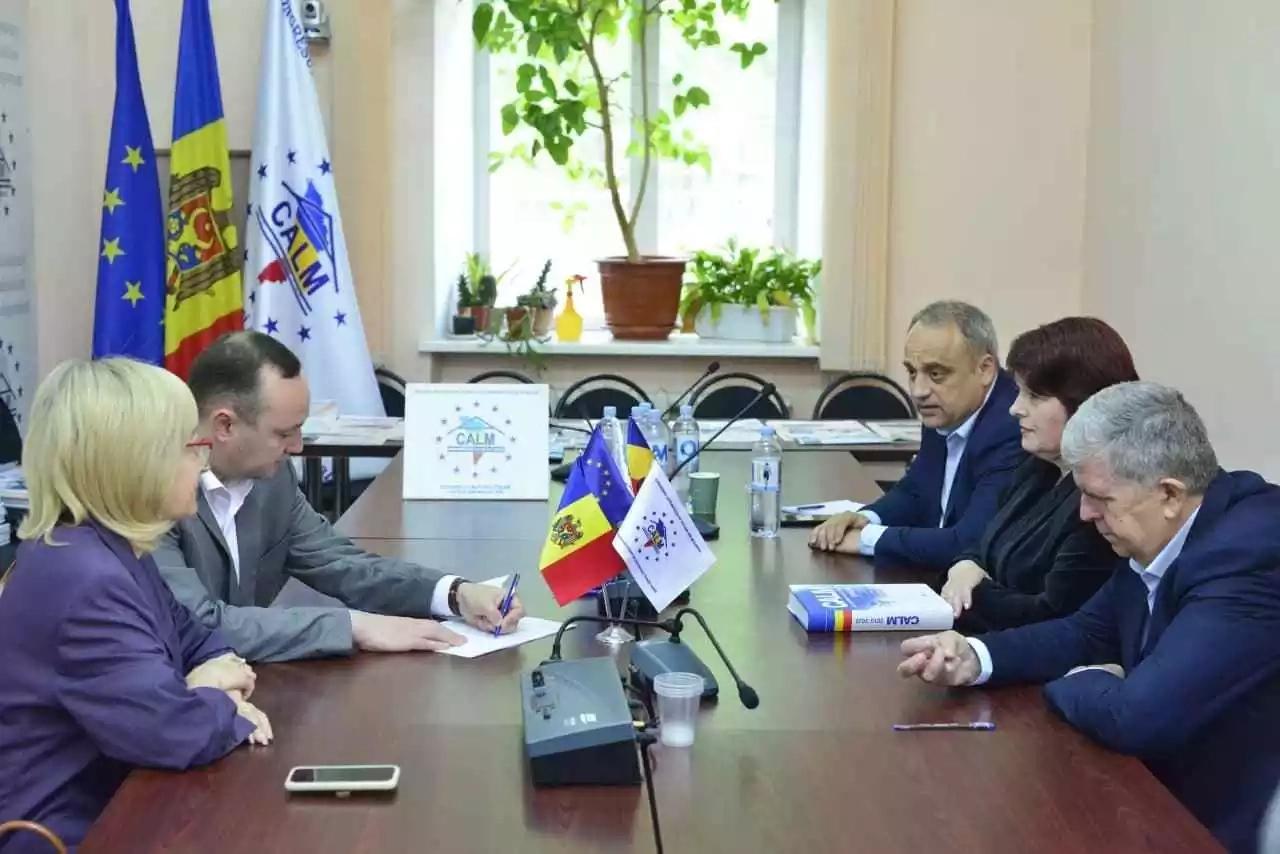 BeCS și-a asumat angajamentul privind consolidarea autonomiei autorităților locale