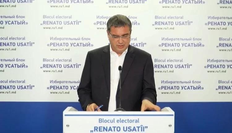 Renato Usatîi a sesizat Procuratura Generală și ANI-ul cu privire la apartamentul de lux din București al lui Cavcaliuc