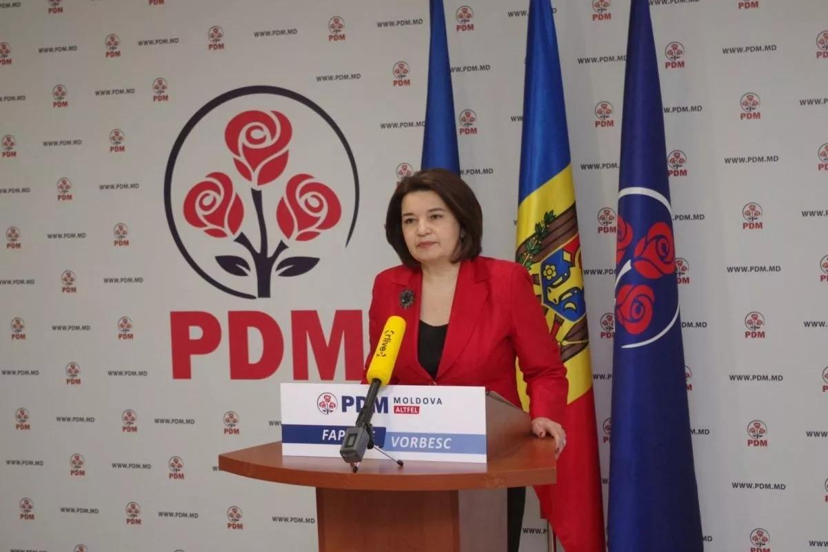 PDM și-a propus mai multe obiective ce ar contribui la dezvoltarea și consolidarea domeniului educațional