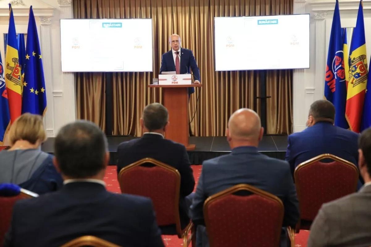 """PDM prezintă Planul de țară """"Moldova ALTFEL"""""""