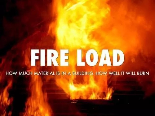 Fire load of a building: Definition and how it is calculated