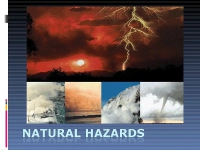 What are natural hazards? Categories & Types