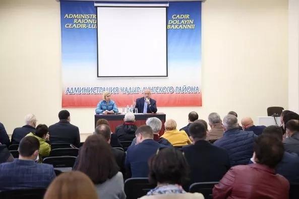 Activul PSRM din Autonomia Găgăuză, raioanele Taraclia și Basarabeasca a avut o întrevedere cu Igor Dodon
