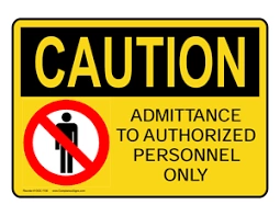 Warning Sign Meaning, Importance & Examples