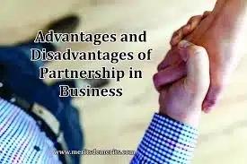 Partnership Business Advantages