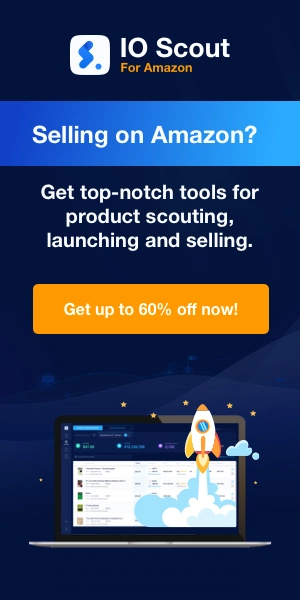 io scout amazon seller tools