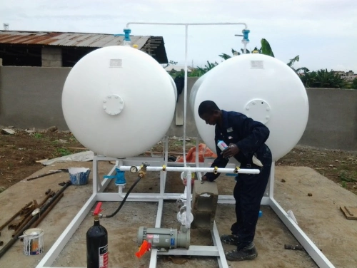 How to start a gas plant in Nigeria
