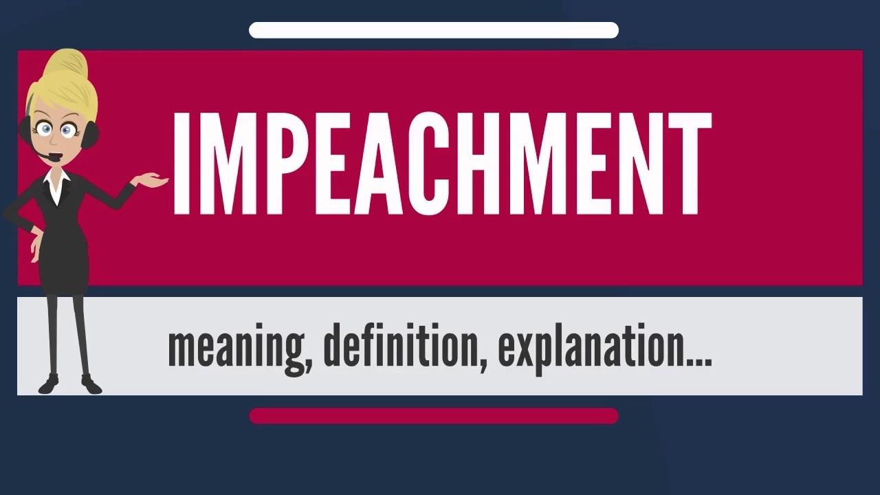 Impeachment Process in Nigerian Constitution