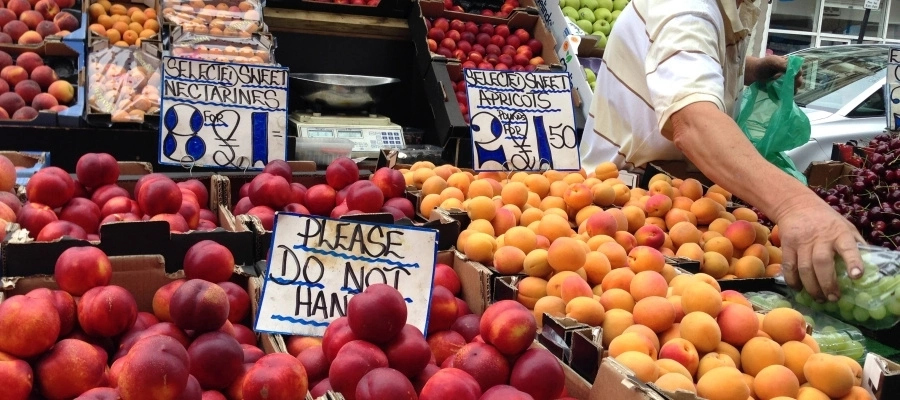 Business To Start With 10k - selling of fruits