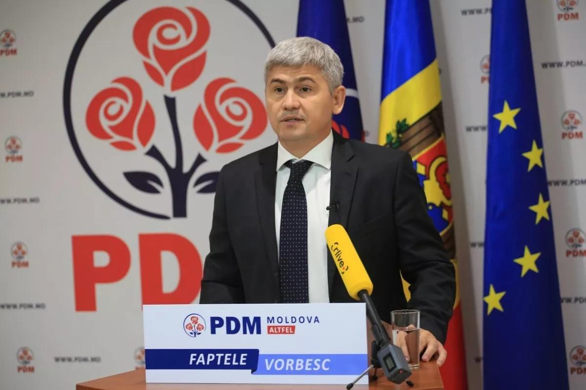 Viziunea PDM privind dezvoltarea domeniului afacerilor interne