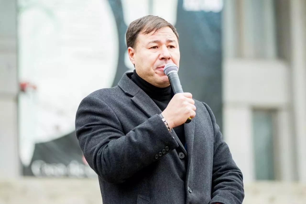 Bogdan Țîrdea: Patria nu este de vânzare!