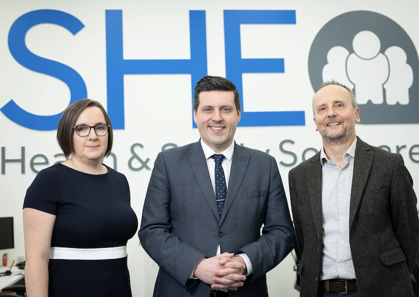 SE offers grant support for software firm SHE's growth