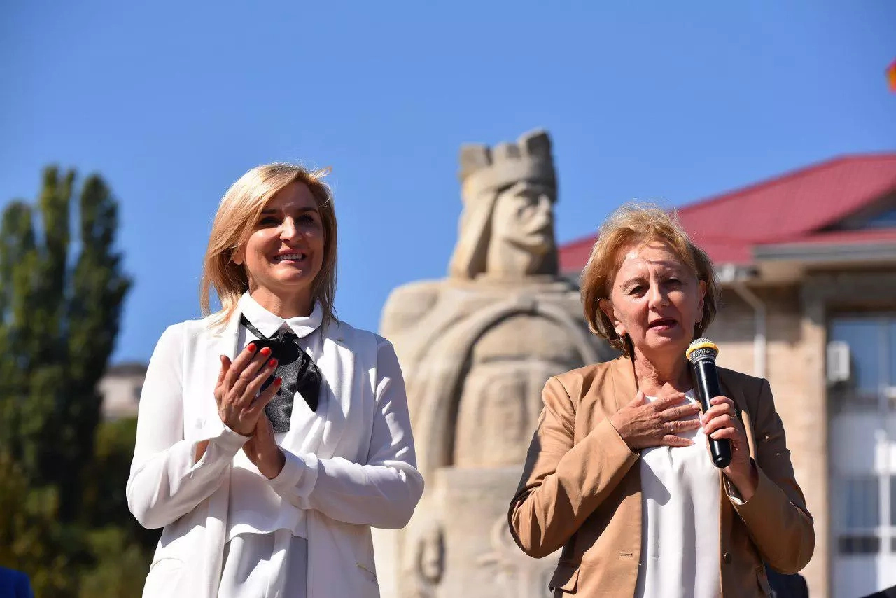 Locuitorii raionului Soroca au înaintat în calitate de candidat pentru circumscripția electorală pe Aliona Pilipețcaia