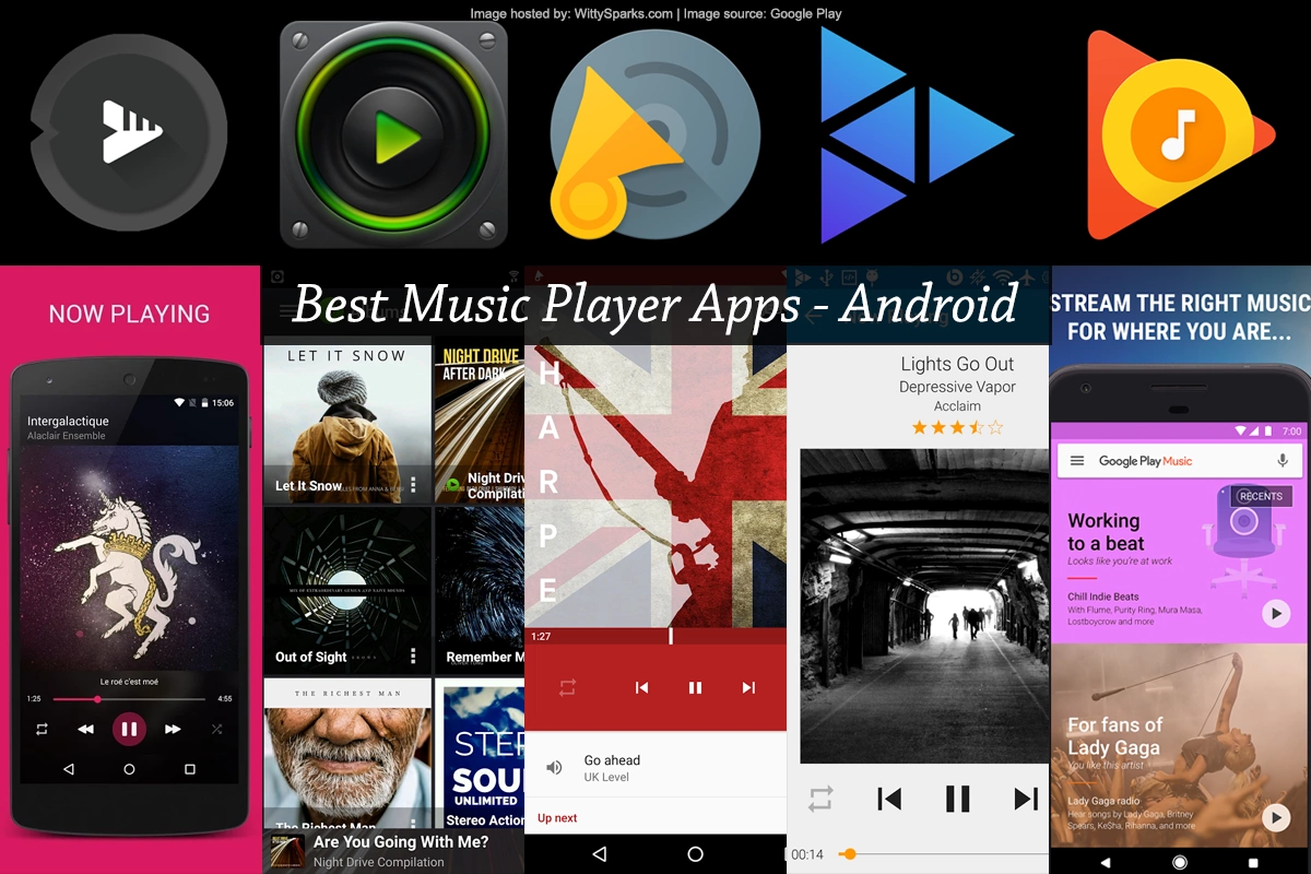 best music player apps for your Android