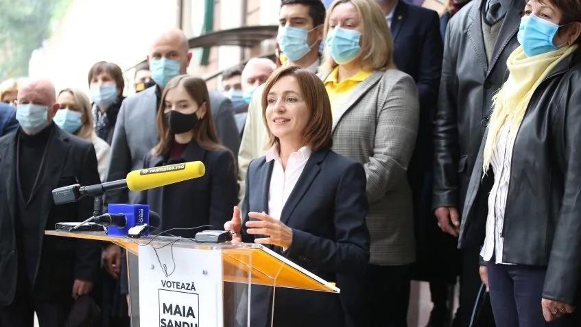 Duminică, 1 noiembrie, ieșim la vot și punem Moldova pe calea cea dreaptă