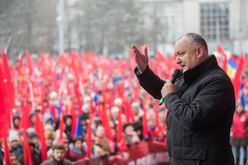 PSRM a desfășurat Mitingul Național de protest