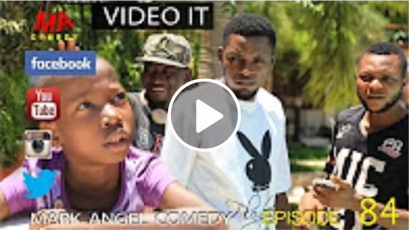 This Funny Emanuella's New Comedy Video Will Leave You Laughing Loud In Public. PLEASE SHARE...