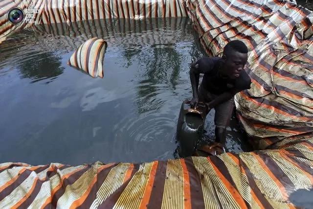 Punishment for Illegal Bunkering in Nigeria