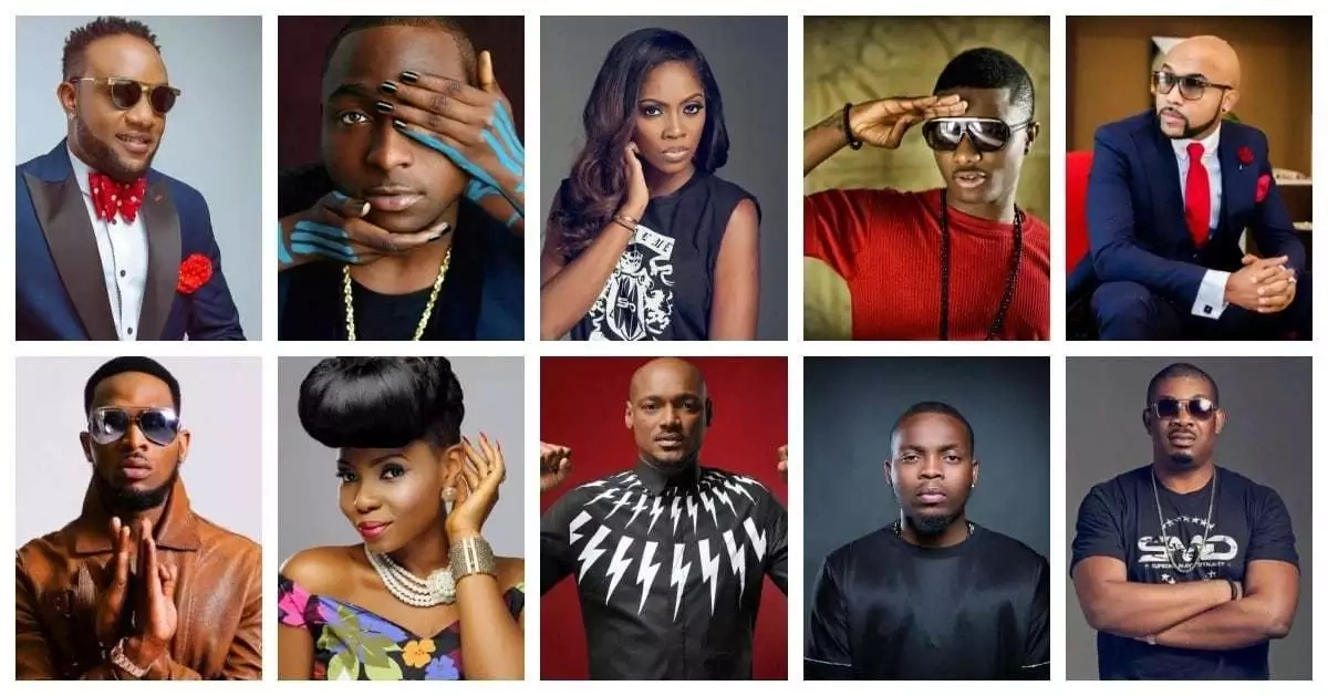 Best Secular Artistes in Nigeria