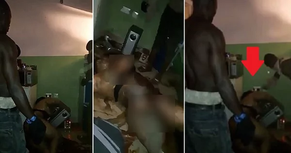 [WATCH VIDEO] SERIOUS COMMOTION AS JEALOUS 13-YEAR-OLD GIRL BEATS HER FRIEND TO DEATH OVER BOYFRIEND MATTER (PLS DON'T CLICK THE PLAY BUTTON IF YOU ARE NOT READY O)
