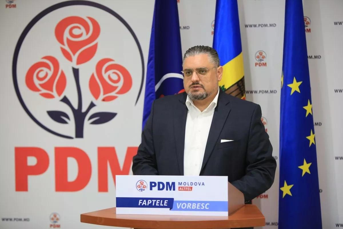 PDM va consolida rolul Republicii Moldova pe arena internațională