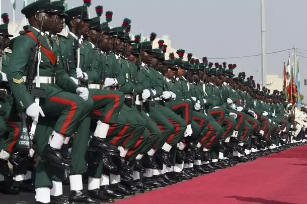 List Of Army Divisions In Nigeria