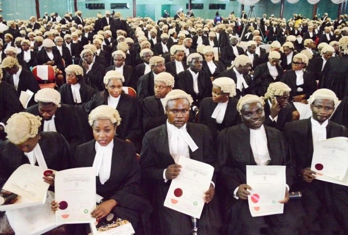 10 Types of Lawyers in Nigeria