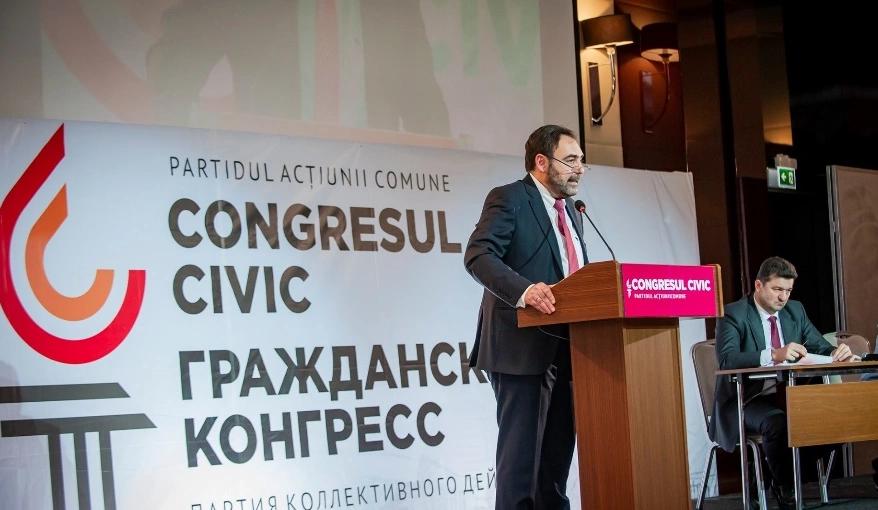 Congresul Civic reprezintă întregul popor, nu doar simpatizanții săi