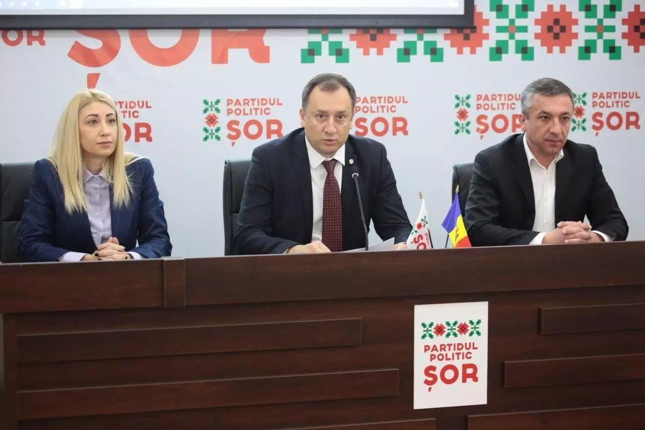 """Declarația Partidului politic """"Șor"""" în legătură cu abuzurile comise la Hîncești de guvernarea lui Dodon și tentativa de fraudare a alegerilor parlamentare noi"""