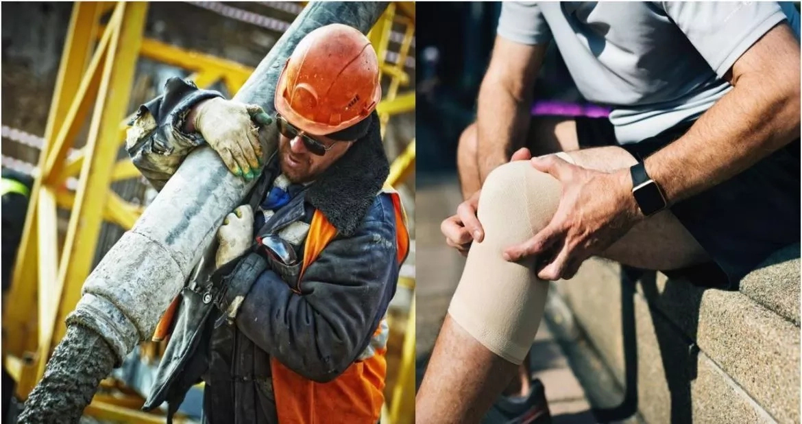 What is an occupational injury