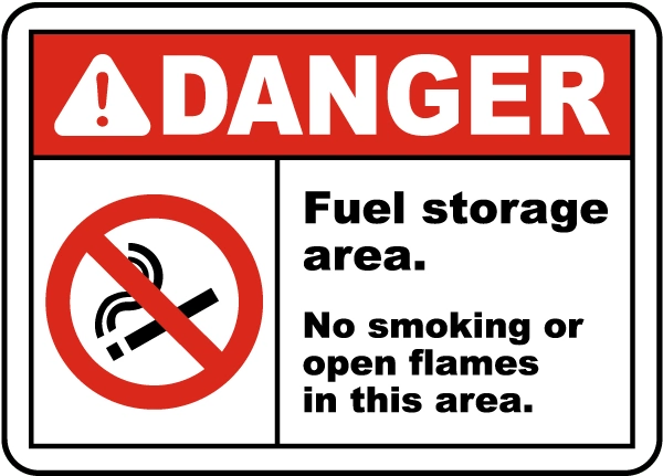 Fuel Safety and storage
