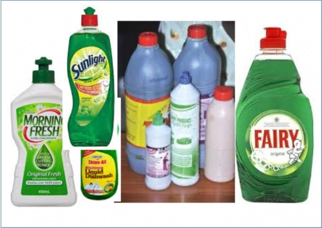 How To Package Liquid Soap In Nigeria