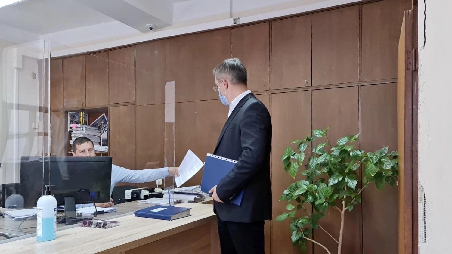Andrian Candu a contestat la Curtea de Apel hotărârea CEC privind neînregistrarea sa în calitate de candidat la alegeri prezidențiale