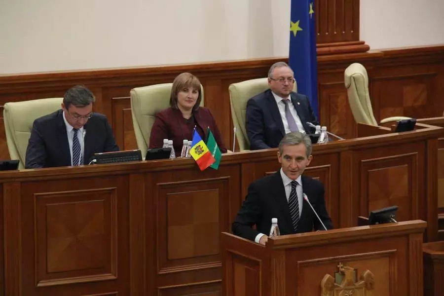 Discursul Prim-ministrului Iurie Leancă privind angajarea răspunderii Guvernului din 25 septembrie 2014