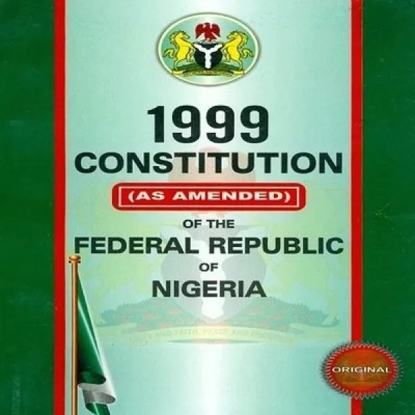 The Process of Amending The Nigerian Constitution