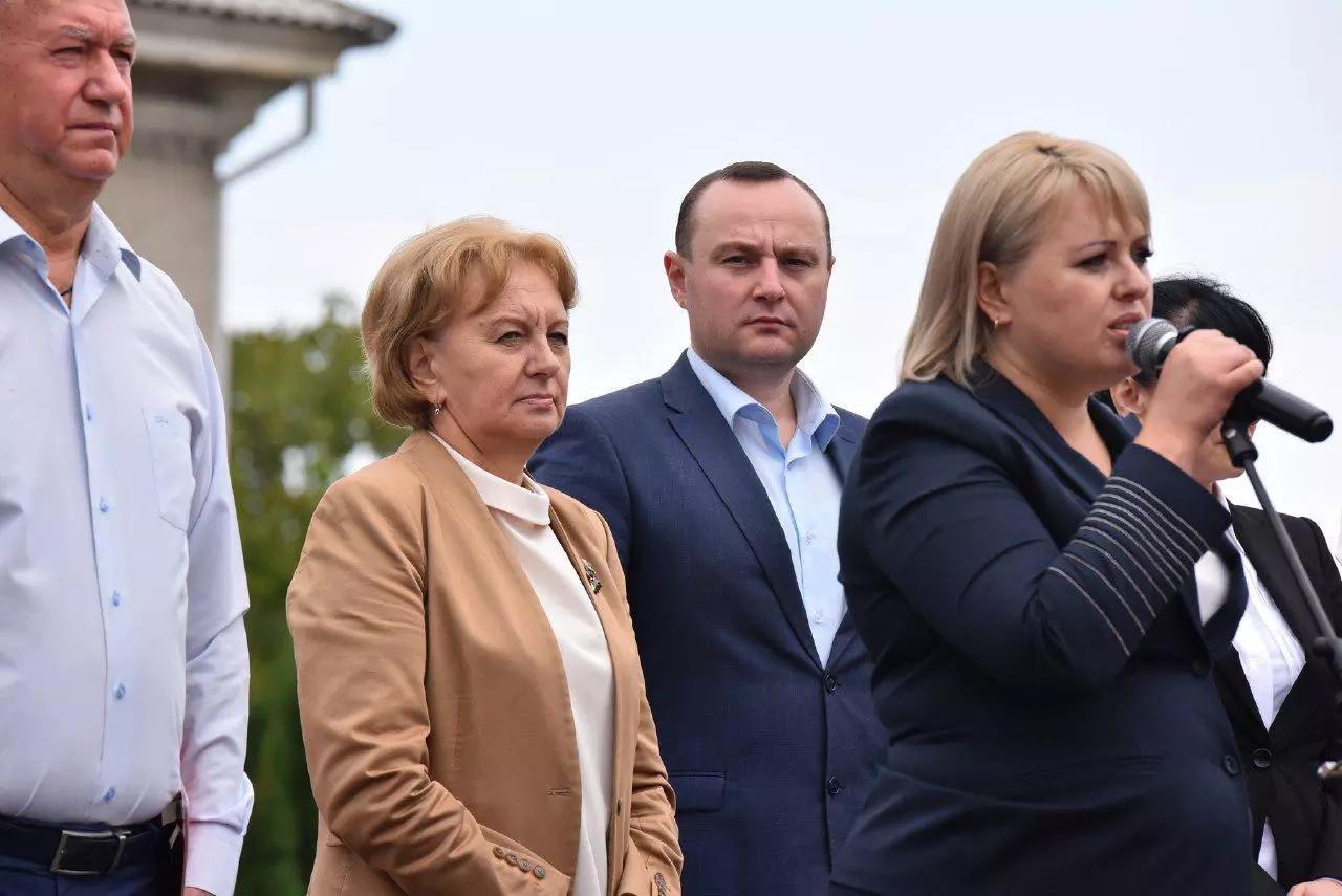 Ocnița și Dondușeni au susținut înaintarea Irinei Lozovan în calitate de candidat al PSRM pe circumscripția uninominală