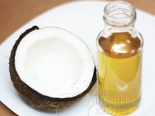 How to Make Nigerian Coconut Oil