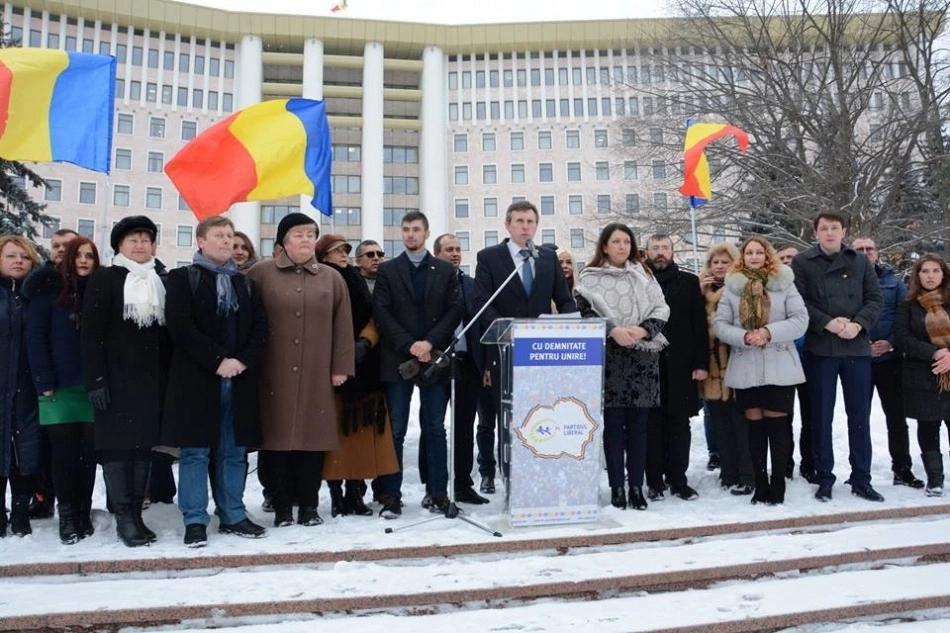 PL a depus actele la CEC pentru a se înregistra în cursa electorală