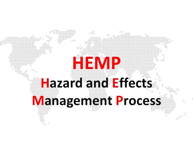 What is Hazard and Effect management Process (HEMP)