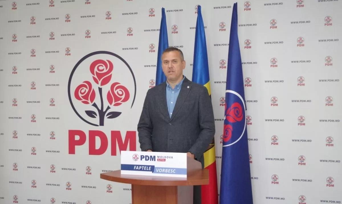 PDM va întreprinde acțiuni concrete pentru dezvoltarea sectorului militar