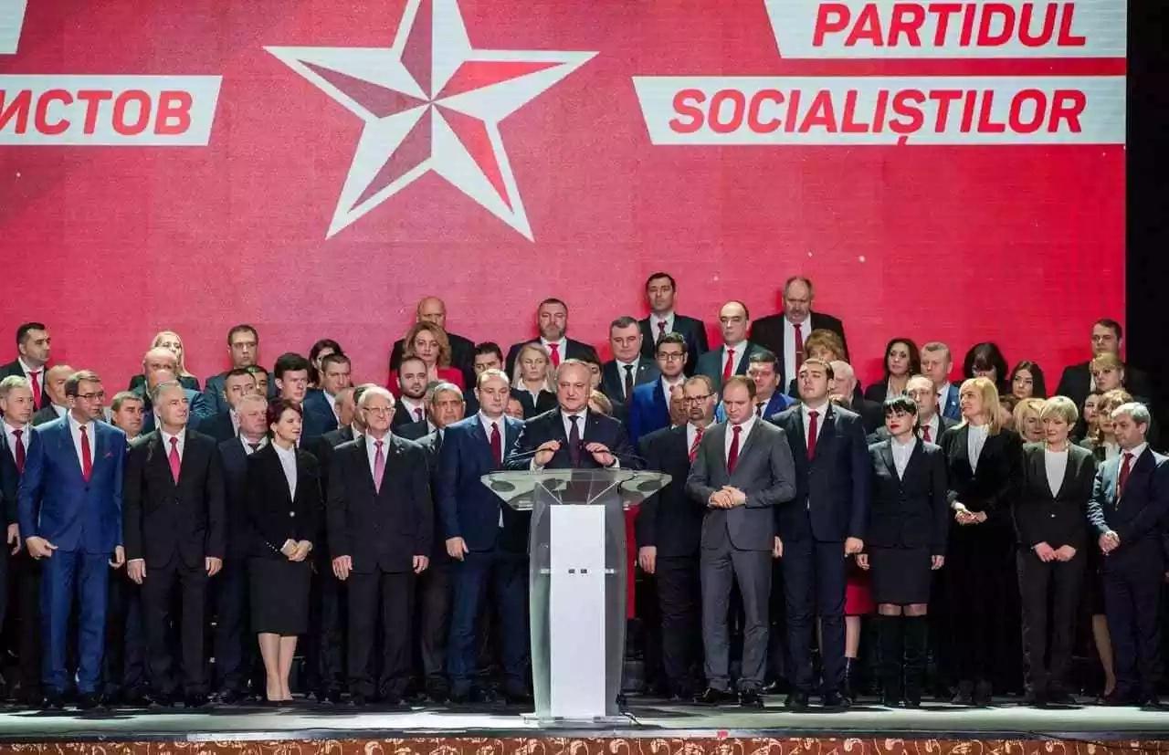 Mesajul lui Igor Dodon la 24 de ani de la înființarea Partidului Socialiștilor din Republica Moldova