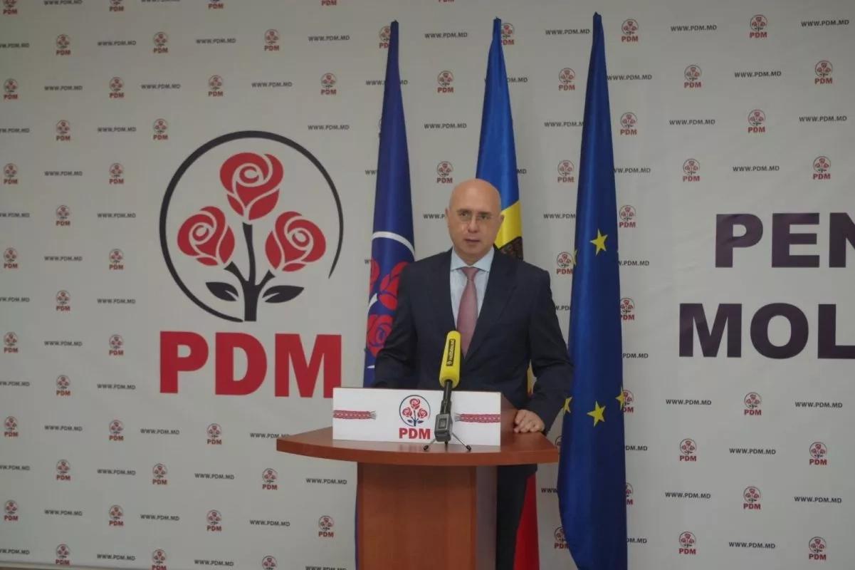 PDM va propune imediat după alegeri un plan ca să scoatem țara din criză