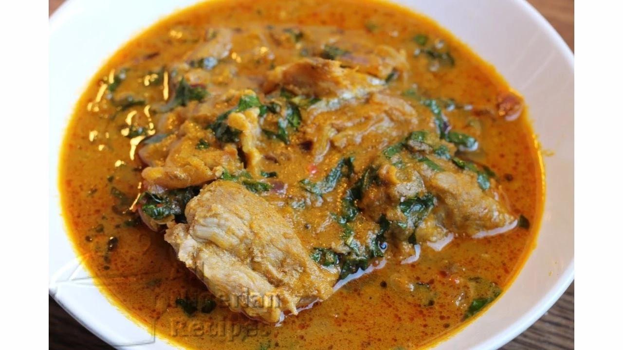 How to Prepare Nigerian Banga Soup
