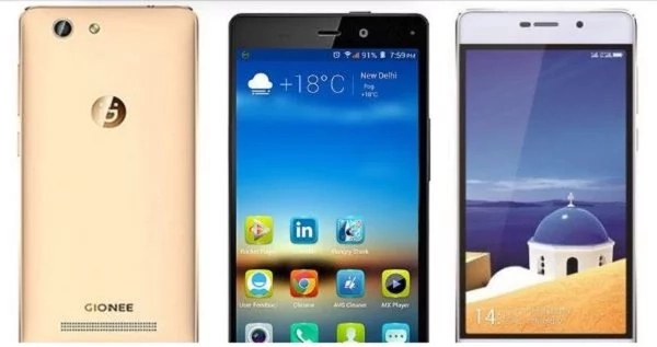List of gionee phones with 2gb ram and where to buy