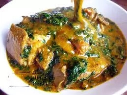 How to Prepare Nigerian Draw Soup