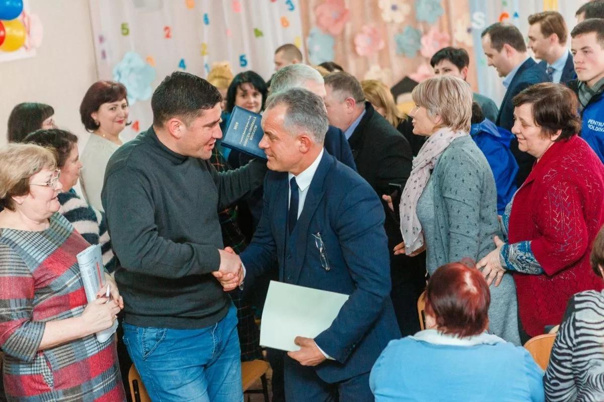 Oamenii din raionul Ștefan Vodă au încredere în Vlad Plahotniuc și în echipa PDM