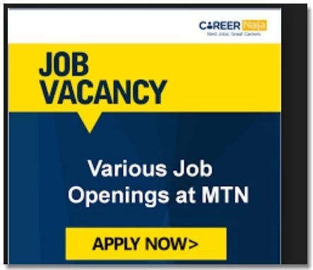 Budget and Business Planning Analyst Jobs in Lagos at MTN Nigeria – September, 2018