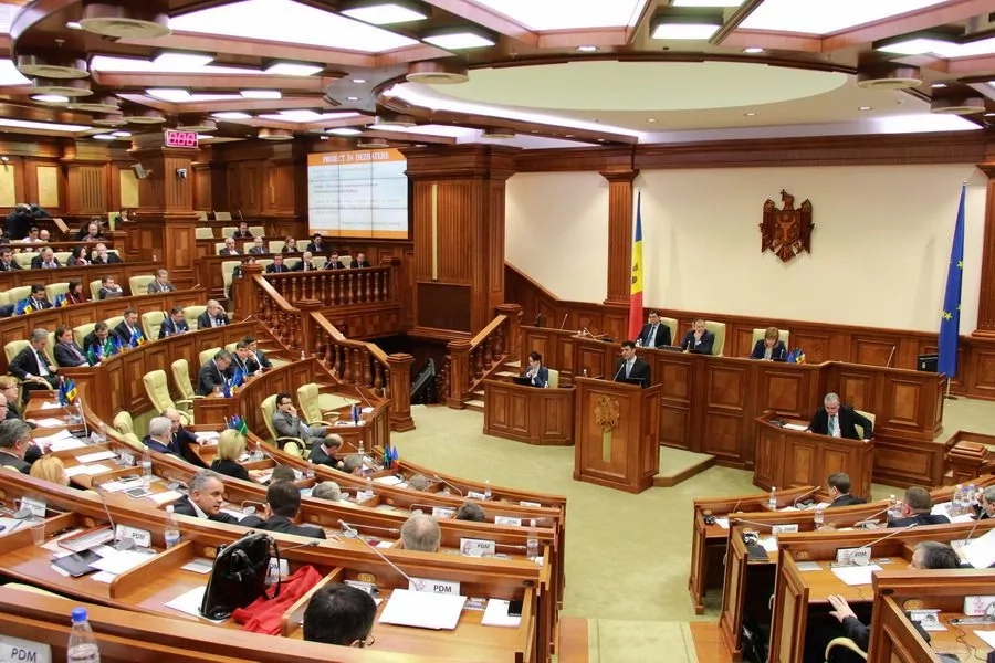 Discursul candidatului la funcția de prim-ministru al Republicii Moldova Chiril Gaburici