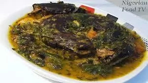 How To Prepare Ofe Owerri (Owerri Soup)