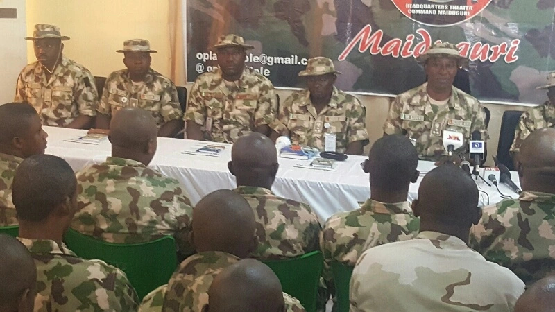 Entry Requirements And Differences Between The Various Categories Of Commissioned Officers In The Nigerian Army